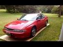 1996 Subaru SVX 3.3L 6 cylinder Boxer engine 231 hp,