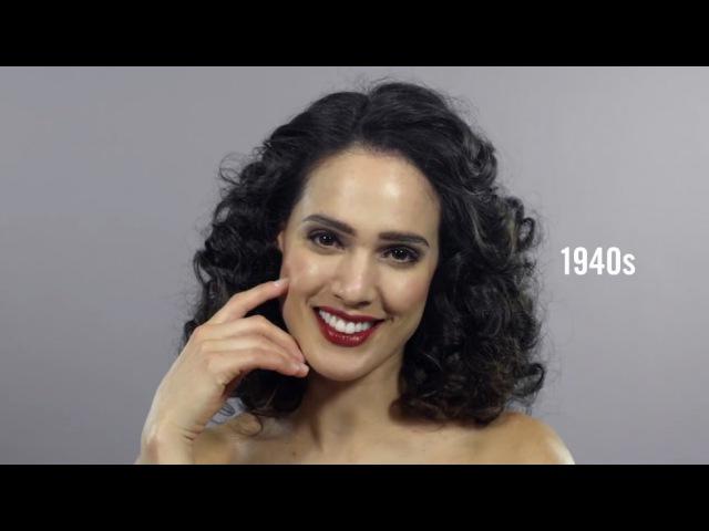 100 лет иранской красоты
