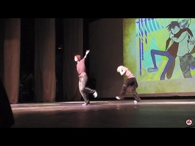 Крутые бобры - хуманизация - (Alt vid) - That Fest 2017