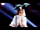 SIA performs TITANIUM, CHANDELIER &amp THE GREATEST &amp Crowd goes Absolutely Crazy