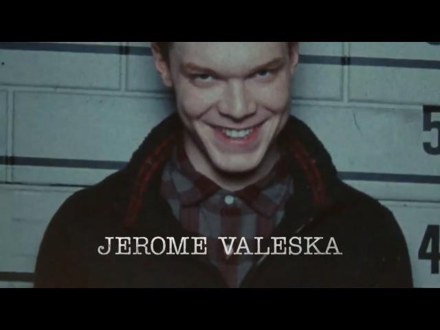 Ian Gallagher Jerome Valeska || Gasoline