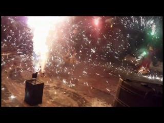 Фаєр шоу на Новий рік.Театр вогню FIRE LIFE (