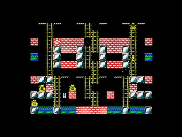 Leprekon (1998) Walkthrough, ZX Spectrum