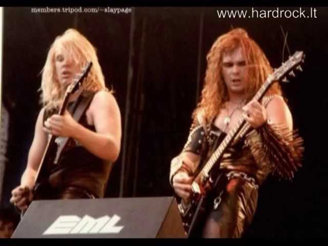 Slayer short video history, part 1 (1983-1995)