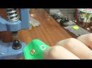 Пресс ТЕР 1 установка рубашечных кнопок