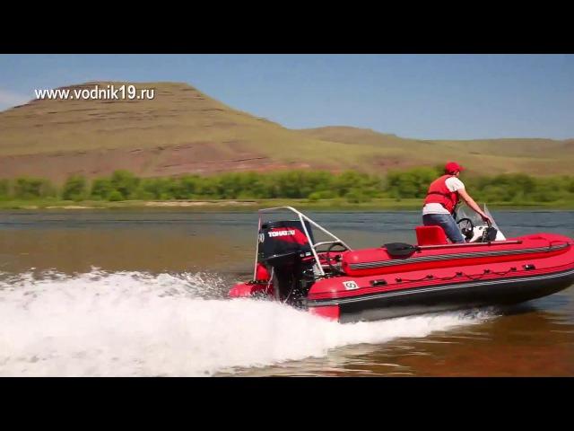 Лодка Фрегат 550 Tohatsu 90 Jet водомет │тюнинг лодок фрегат