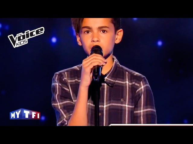 The Voice Kids 2016 | Ayoub - L'oiseau (B.O. de Belle et Sébastien) | Blind Audition