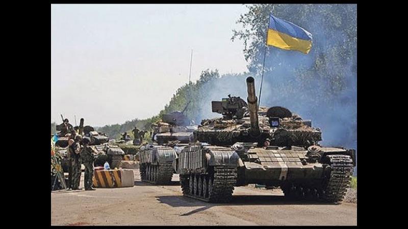 Украина сыграет в танковый биатлон вместе с НАТО