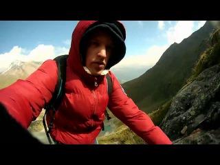 Наши похождения с Никитосом в Альпах, сентябрь 2016.
