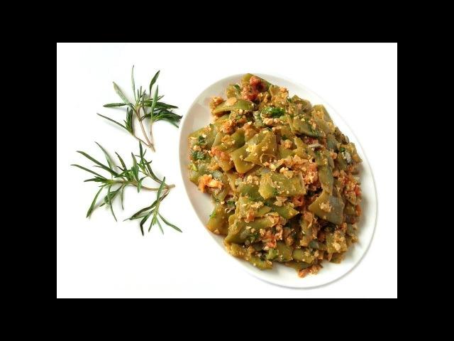 ЛОБИО. Летний обед – грузинская кухня
