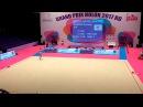 Арина Аверина - мяч многоборье Гран-при Холон 2017