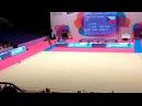 Дина Аверина - мяч многоборье Гран-при Холон 2017