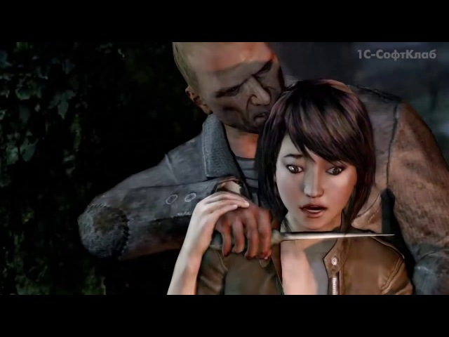 Tomb Raider трейлер Crossroads русский дубляж