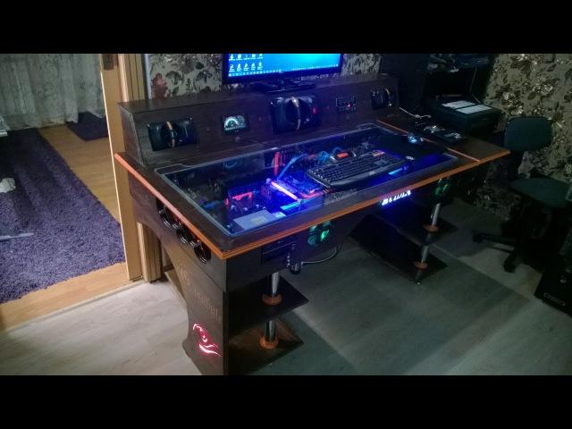 Стол/корпус для ПК/системный-блок своими руками
