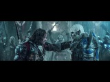 Middle-earth Shadow of War - Friend or Foe Live Action Trailer
