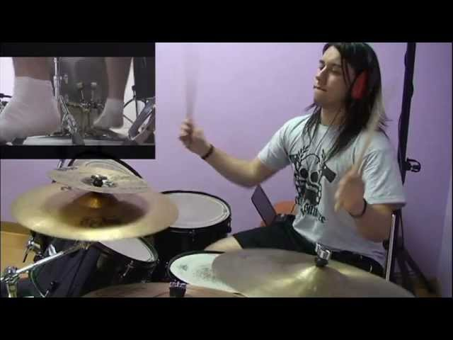 Defiler Cryomancer Drum Cover Old