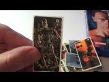 Смотрим наклейки от жвачек Terminator 2 из 90-х