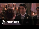 Ross Says Rachel At The Wedding | Friends