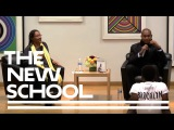 bell hooks and Kevin Powell Black Masculinity, Threat or Threatened I The New School