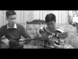 Jah Khalib Leila - (Dombyra &amp Guitar cover)