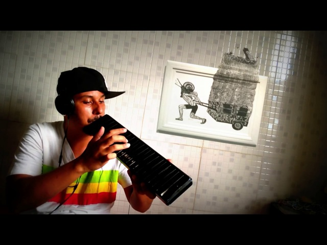 Melodica Reggae Roots Skanking Easy Cover