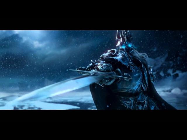 Артас и Ледяная Скорбь (Седая Эльфийка и Картавый Орк) world of warcraft song