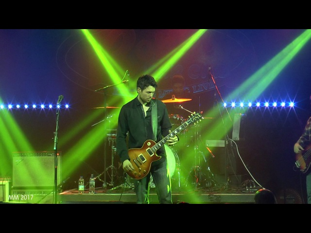 Aynsley Lister at The Robin 2 19/01/17