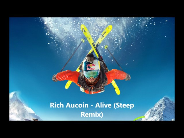Rich Aucoin - Alive (Steep remix)