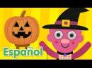 ¿Puedes Hacer Una Cara Feliz? | Canciones Infantiles de Halloween | Super Simple Español