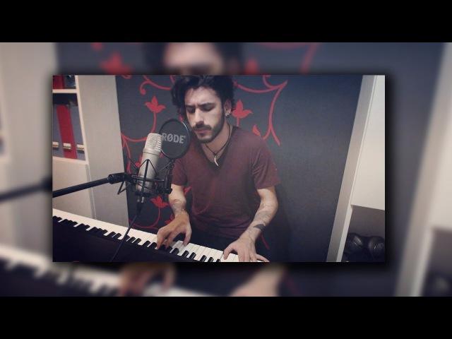 The Motans - Jumatate Stai (Cristi Sutaru - Acoustic Cover)