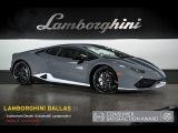 2017 Lamborghini Huracan LP 610-4 SE Avio Grigio Falco HLA05575