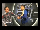 Eddie Bravo gives Tony Ferguson his Black Belt after becoming UFC Champion