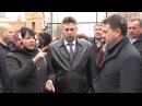 Итоги рабочего визита губернатора Московской области Андрея Воробьева в Воскре...