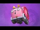 Мультики про машинки - ТРАКТАУН - Все серии подряд - Сборник - Лучшие мультфильмы для детей