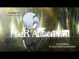 NieR Automata ANIMATION -2B Sword Action-
