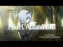 NieR Automata ANIMATION -2B Sword Action-