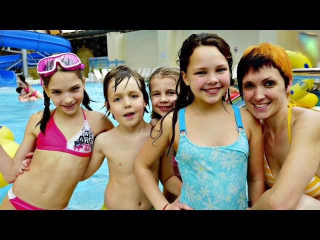 Лучшие видео youtube на сайте main-host.ru New АКВАПАРК Карибия. Маша и Все звёзды канала Дети и Родители. Активный