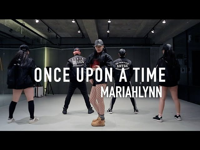 ONCE UPON A TIME - MARIAHLYNN / SEONHWA LEE CHOREOGRAPHY