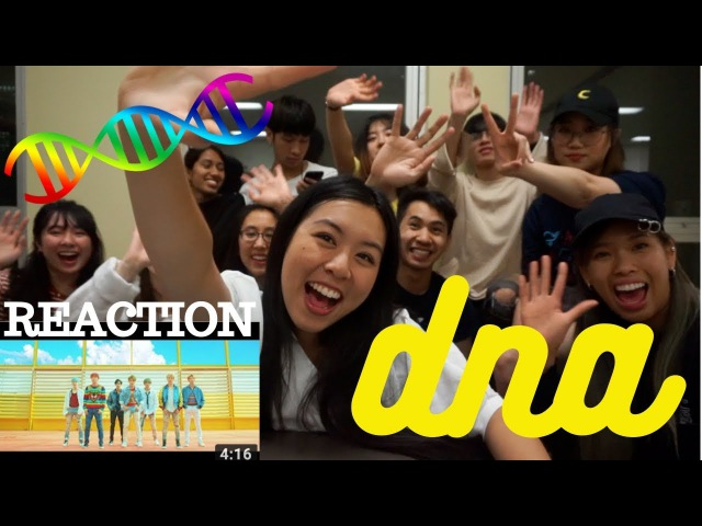 [REACTION] BTS TRASHES REACTING TO BTS (방탄소년단) - DNA