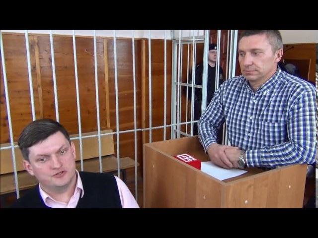 Допрос свидетеля защиты Дмитрия Головина