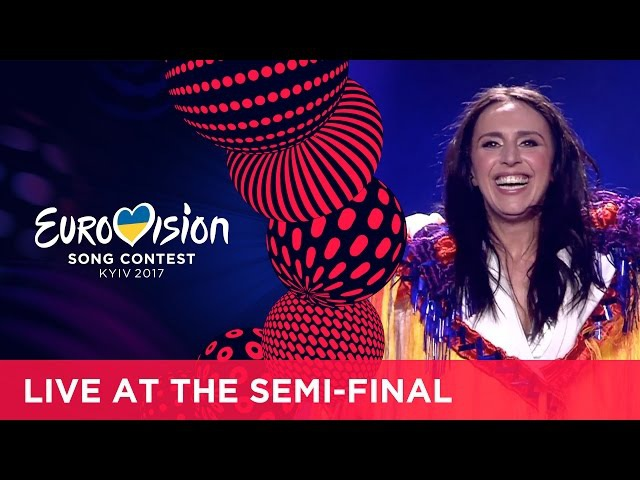 Jamala Zamanyly Interval Act First Semi Final 2017 Eurovision Song Contest
