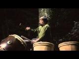 The Final Scene &amp Dance Of The Japanese Movie Zatoichi 2003