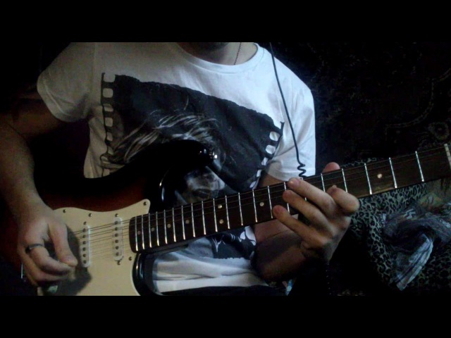Three Days Grace - Time of Dying (Cover by Igor Samalikov)
