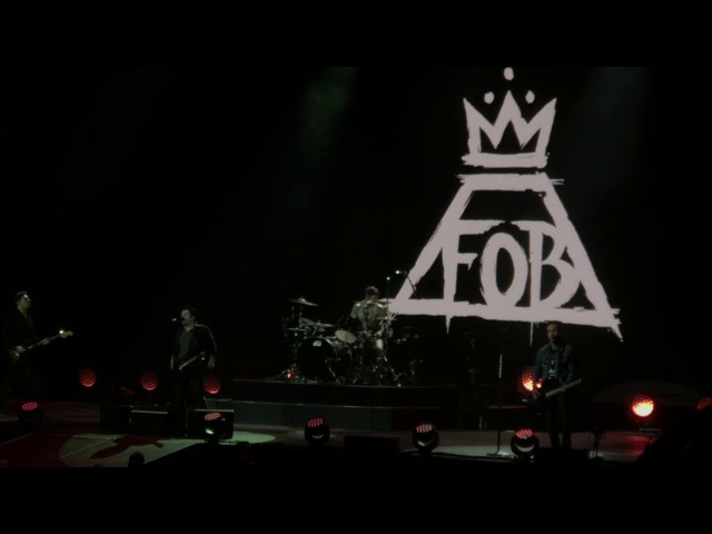 Fall Out Boy - Hum Hallelujah (Live at Quicken Loans Arena)