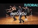 Ariana Grande - Into You (Dance Tutorial) | Mihran Kirakosian Choreography
