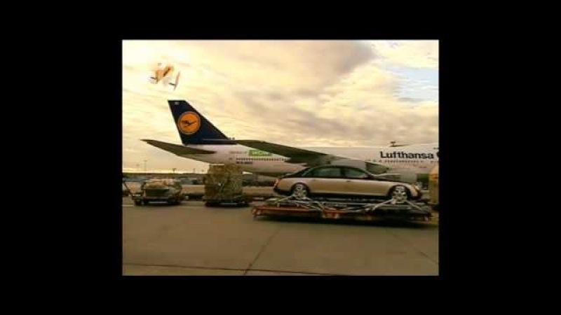 Куда девают списанные самолеты / переделка пассажирского самолета в грузовой