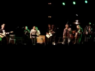 Magnetic band and friends of gunnar graps, tuhjad pihud 2012