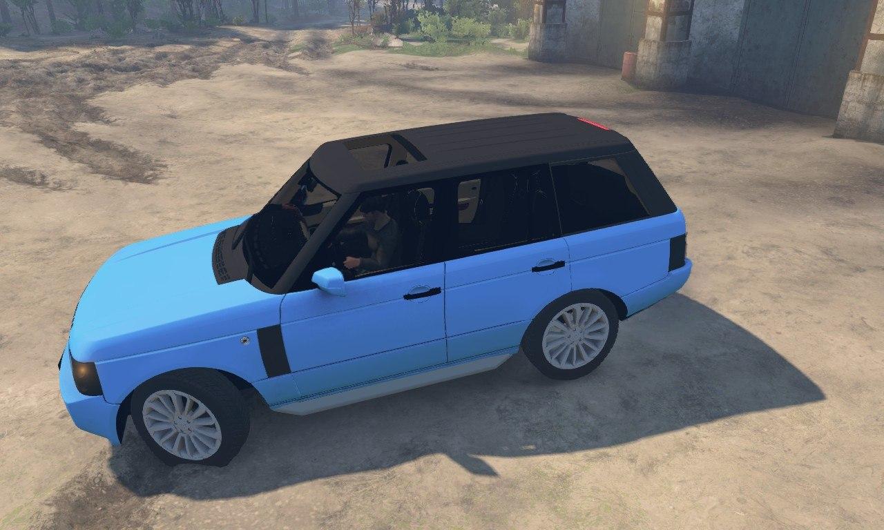 Range Rover Pontorezka для 03.03.16 для Spintires - Скриншот 3
