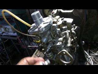 ТНВД ve форд транзит 2.5D разборка дефектовка
