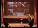 Стихотворение Лоры Тасси Дети войны читают Даша Андреева и Любовь Бренчукова